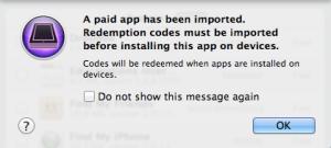 Paid App Reminder